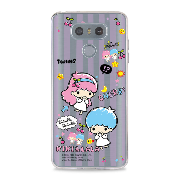 Little Twin Stars Clear Case (TS110)