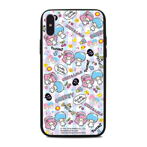 Little Twin Stars Glossy Case (TS111G)