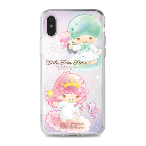 Little Twin Stars Clear Case (TS114)
