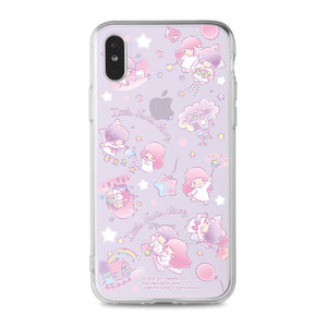 Little Twin Stars Clear Case (TS116)