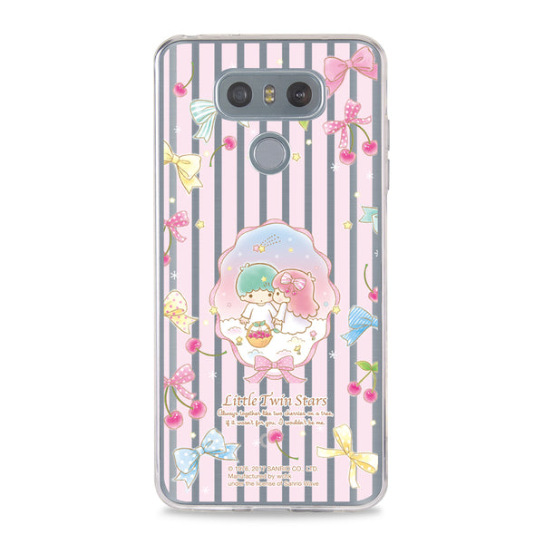 Little Twin Stars Clear Case (TS118)