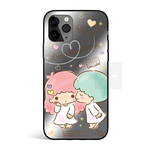 Little Twin Stars Mirror Jelly Case (TS124M)