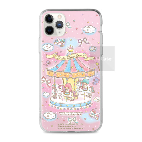 Little Twin Stars Clear Case (TS125)