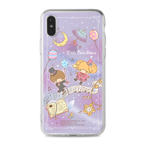 Little Twin Stars Clear Case (TS129)