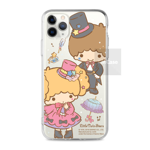 Little Twin Stars Clear Case (TS131)