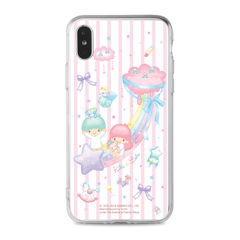 Little Twin Stars Clear Case (TS133)