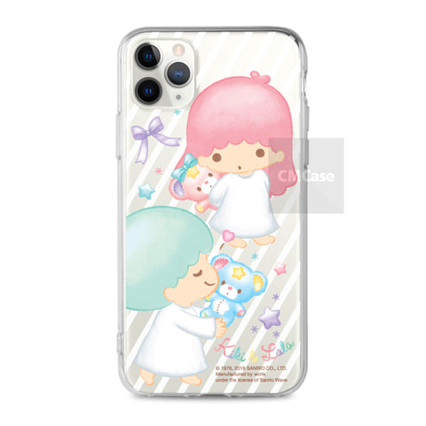 Little Twin Stars Clear Case (TS136)