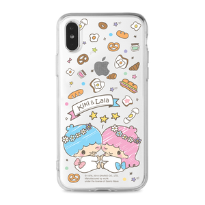Little Twin Stars Clear Case (TS137)