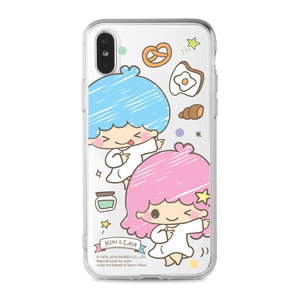 Little Twin Stars Clear Case (TS139)