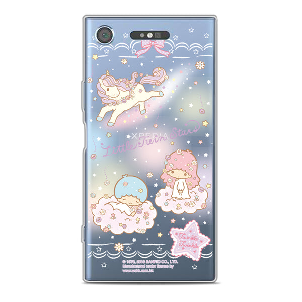 Little Twin Stars Clear Case (TS87)