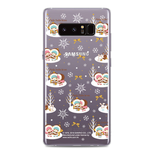 Little Twin Stars Clear Case (TS90)