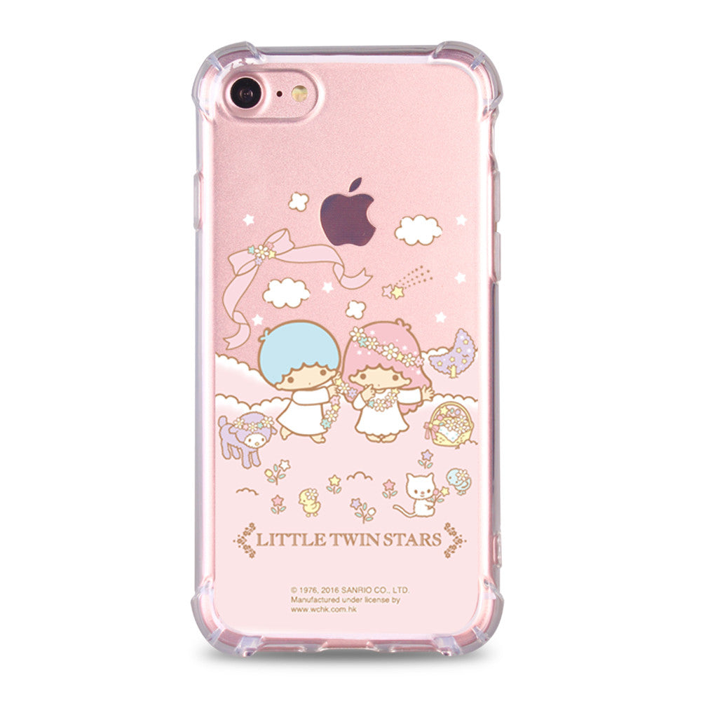 Little Twin Stars Clear Case (TS91)