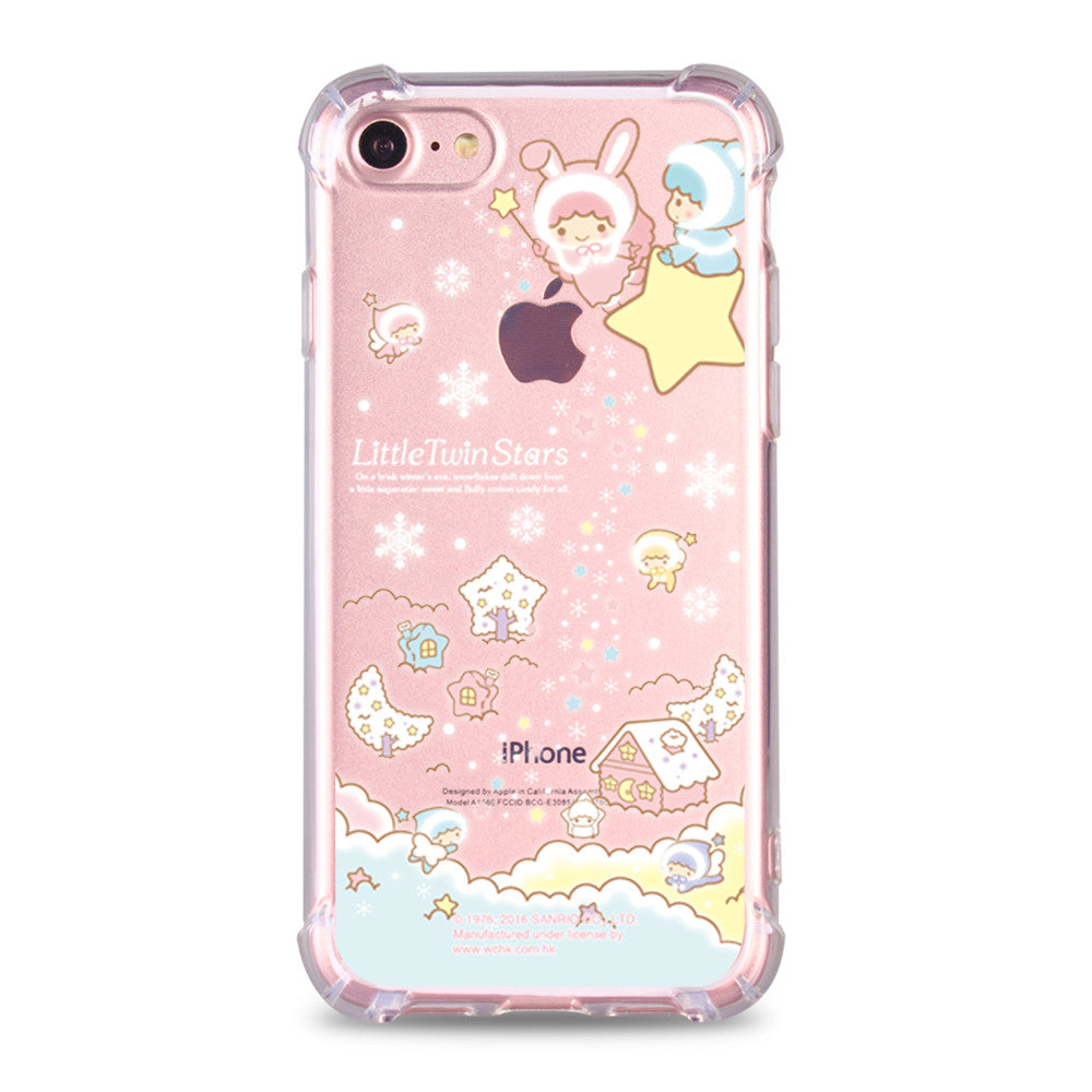 Little Twin Stars Clear Case (TS92)