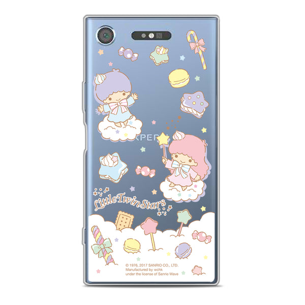 Little Twin Stars Clear Case (TS94)