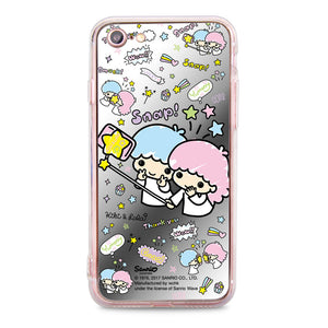 Little Twin Stars Mirror Jelly Case (TS99M)