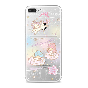 Little Twin Stars Jelly Card Case (TSCH88)