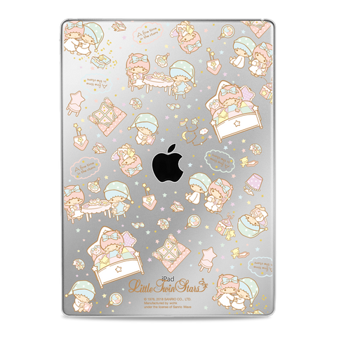 My Little Twin Stars iPad Case (TSTP104)