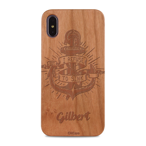Custom - Wooden Case (Engraved) W25