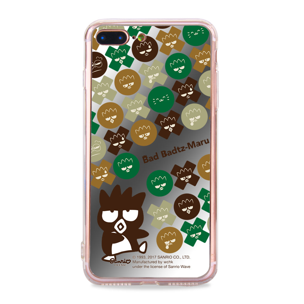 BadBadtz-Maru Mirror Jelly Case (XO84M)