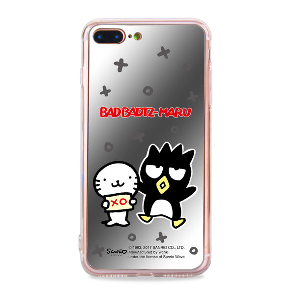 BadBadtz-Maru Mirror Jelly Case (XO88M)