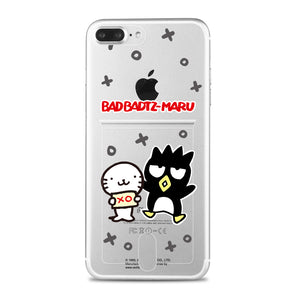 Badbadtz-Maru Jelly Card Case (XOCH51)