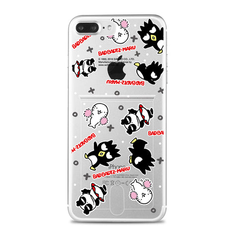 Badbadtz-Maru Jelly Card Case (XOCH52)