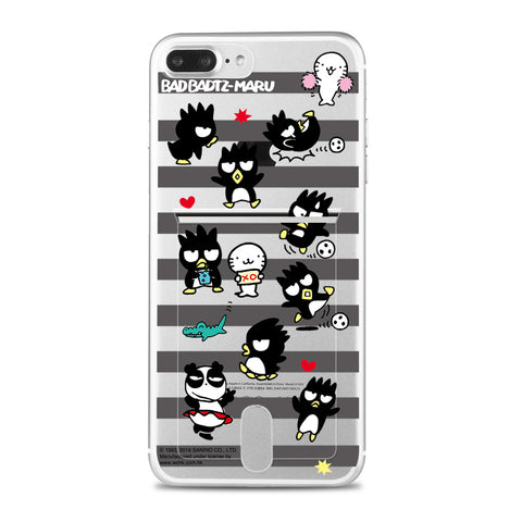 Badbadtz-Maru Jelly Card Case (XOCH53)