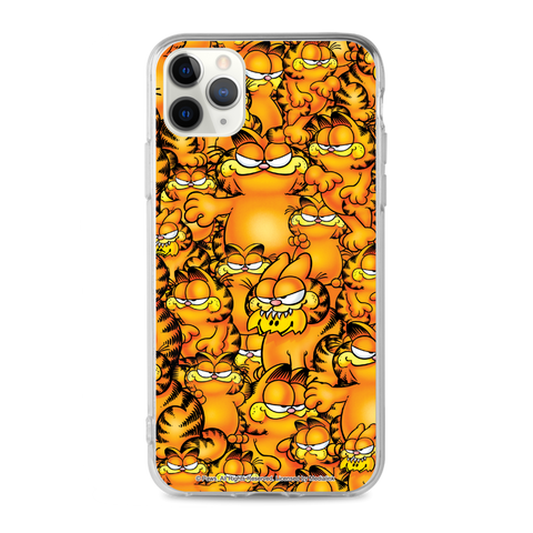 Garfield Clear Case (GF101)