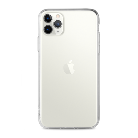 Custom Clear Case - iPhone 11