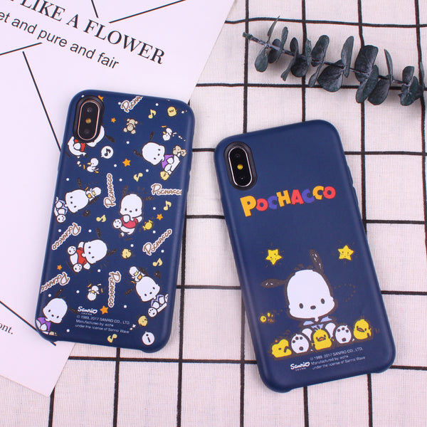 Pochacco Leather Snap Case (PC93LH)