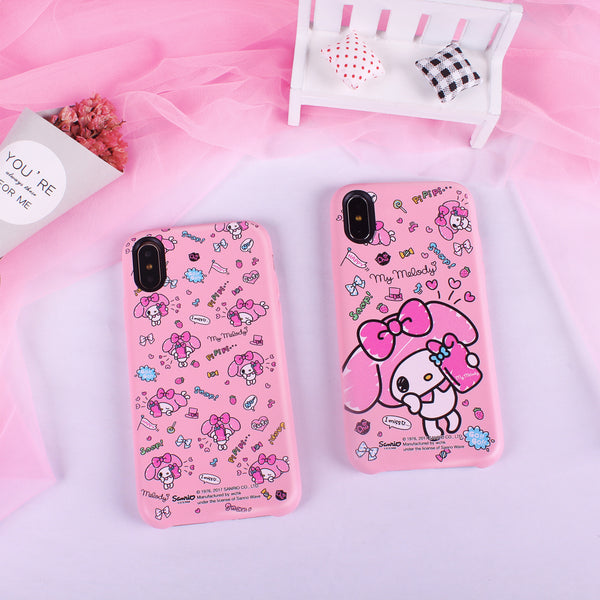 My Melody Leather Snap Case (MM93LH)
