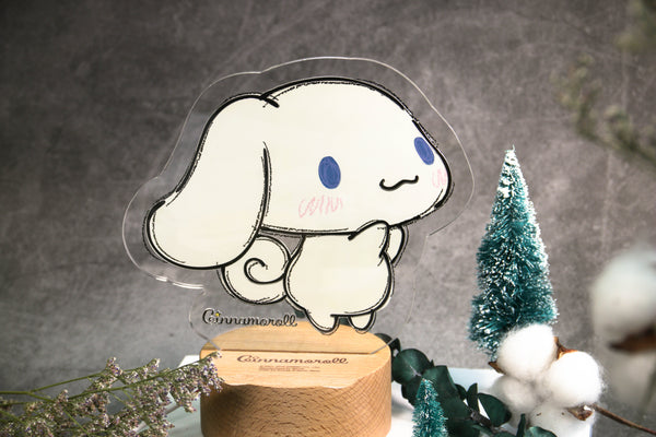 Cinnamoroll Acrylic LED Lamp (CN81L)