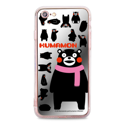Kumamon Mirror Jelly Case (MA83M)