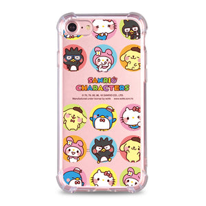Sanrio & Friends Clear Case (MCCM08)