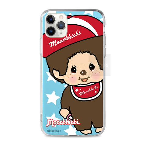 Monchhichi Clear Case (MO89)