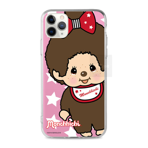 Monchhichi Clear Case (MO90)