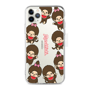 Monchhichi Clear Case (MO91)