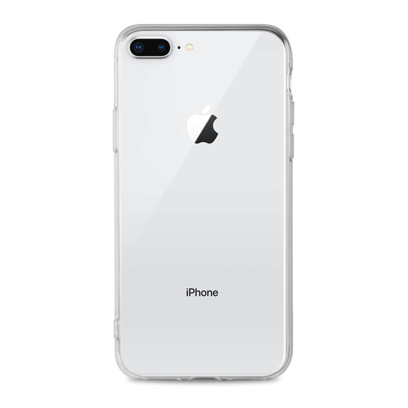 Custom Clear Case - iPhone 8 Plus