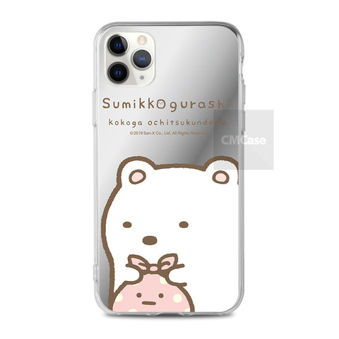 Sumikko Gurashi Mirror Jelly Case (SG81M)