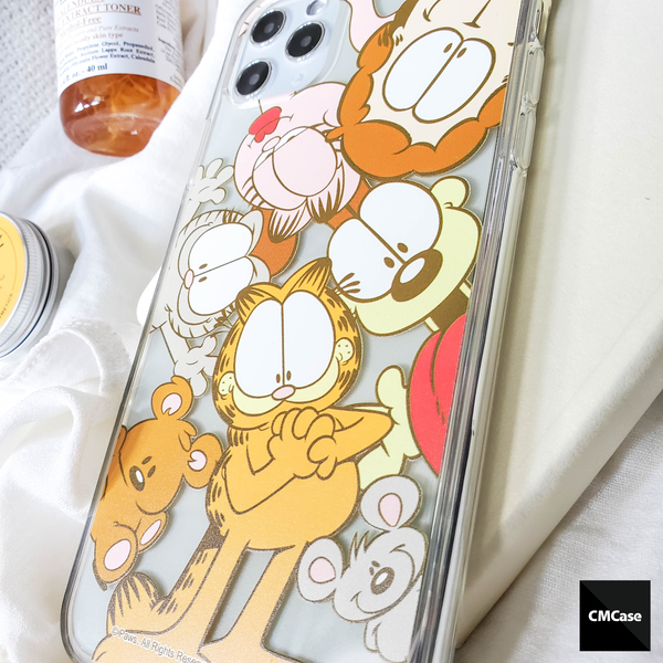 Garfield Clear Case (GF118)