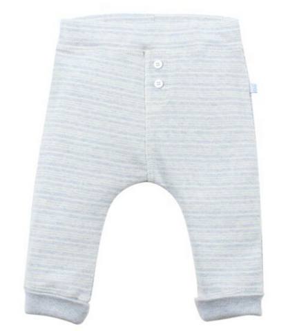 Aiden Blue Stripe Pull On Pant