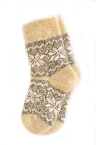 Misty Mountain Socks