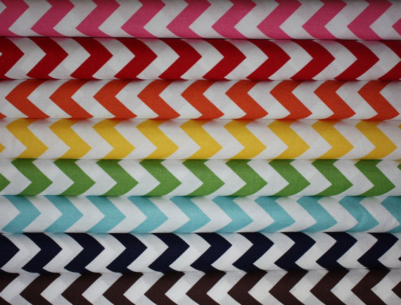 Six 6 6th Birthday Rainbow Chevron Number for any Birthday -  Pick a chevron color Birthday Shirt