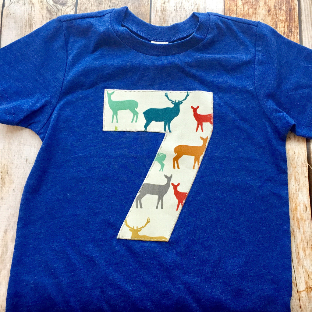 fox birthday shirt, deer birthday shirt, woods, forest, fox, deer, birthday shirt, teepee, tribal, arrows, feathers, 1st, 2nd, 3rd, 4th