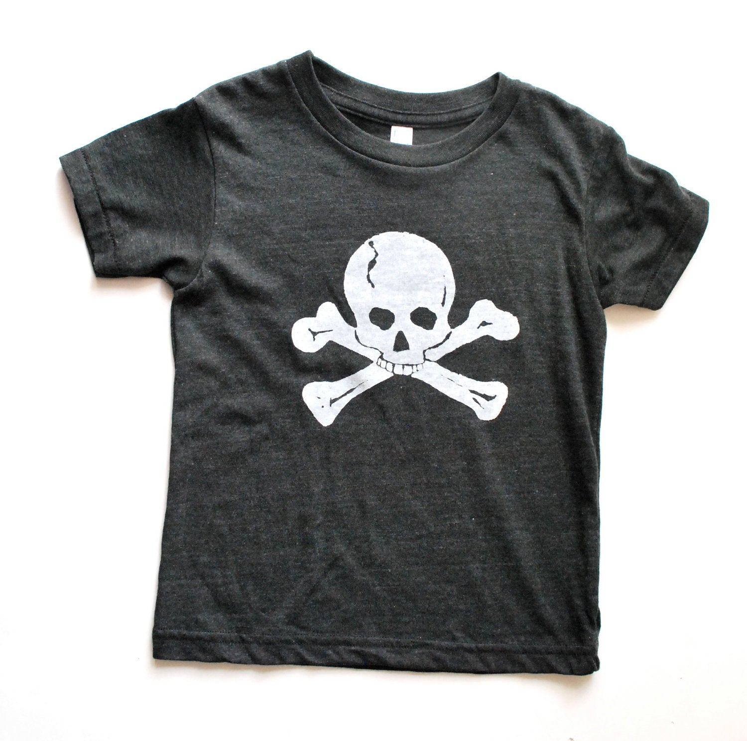 Cute Nautical Mom with Hip and Cool Skull T Shirt Pirate Theme Birthday Party Shirt