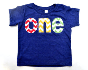 first birthday boy, first birthay outfit boy, 1st birthday boy, one year old shirt, red yellow navy blue chevron party, rainbow cake smash