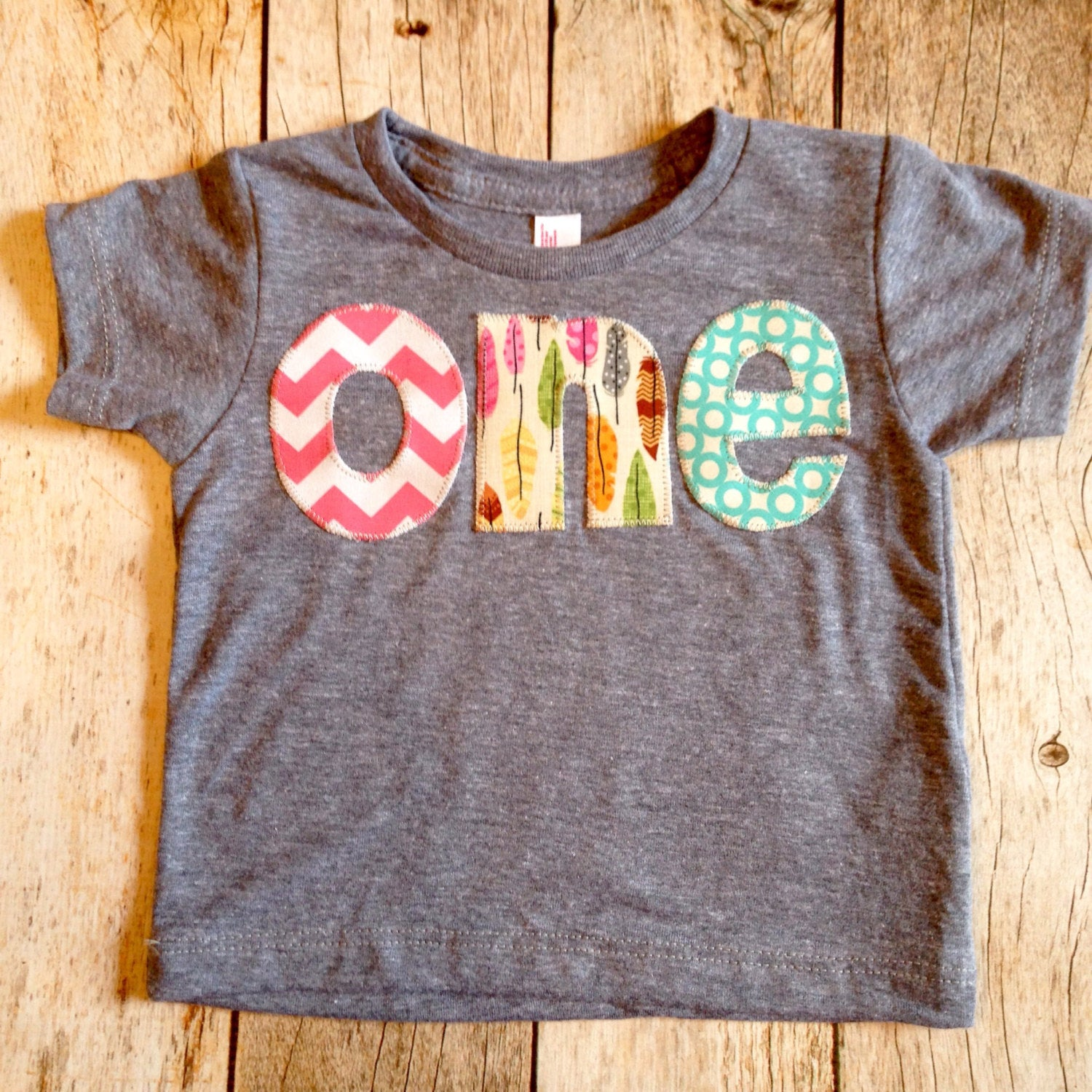 Fall one birthday shirt girls 1st birthday pink chevron tribal feathers aqua grey arrows tent camp ideas theme 1 year old bear fox bird owl