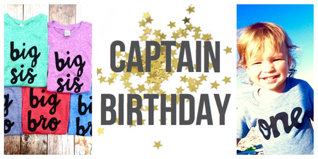 Captain Birthday
