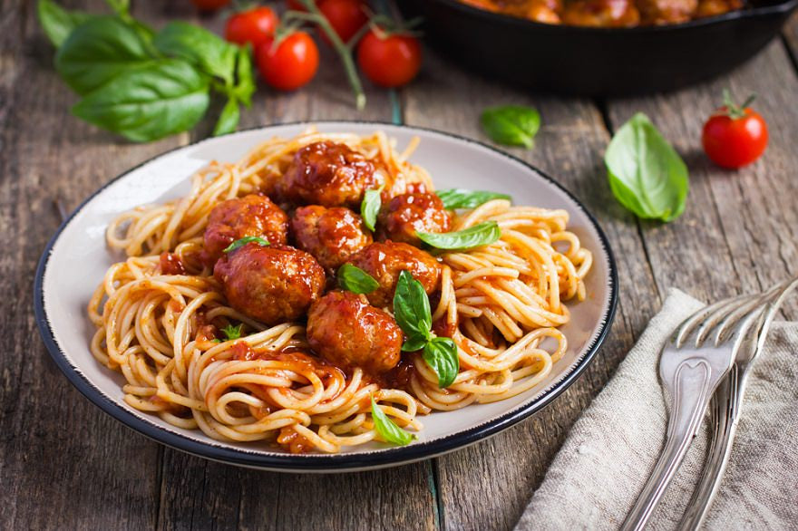 Recipe of the Week: Spaghetti and Meatballs for Every Diet