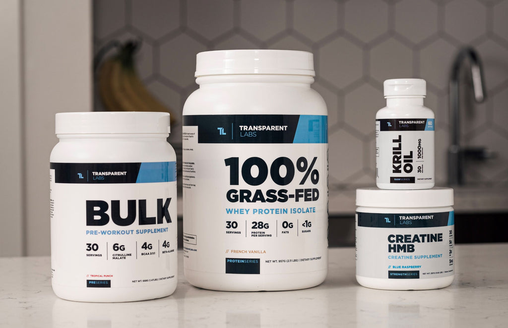 Lean Bulk Supplement Stack
